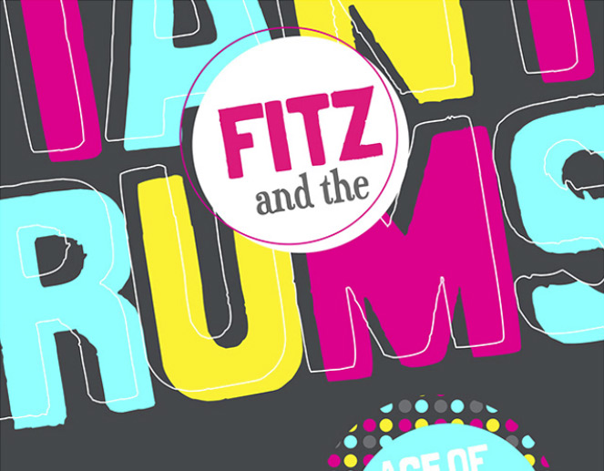 Fitz & the Tantrums Gig Poster
